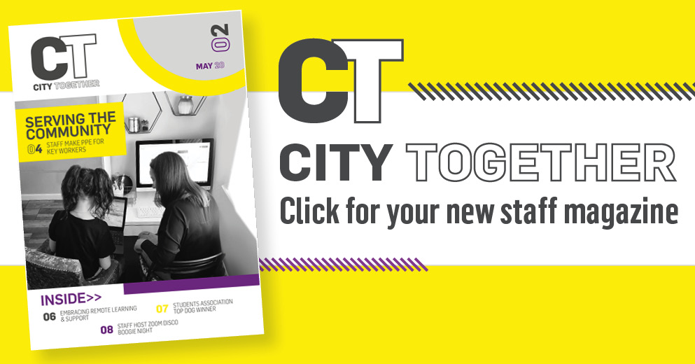 City Together Edition 2 Cover Image