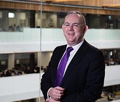Paul Little, Principal and Chief Executive Officer