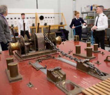 Pre Cadet Training