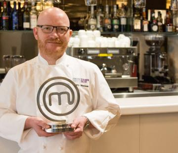 Christmas Demonstration with Gary Maclean