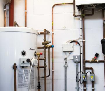 Unvented Hot Water Course