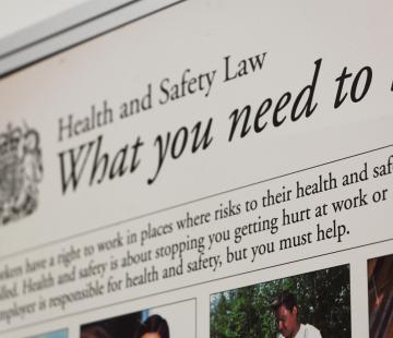 Health and Safety Courses (TUEC)