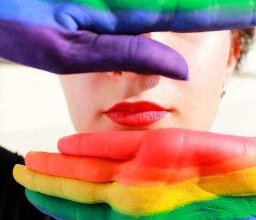 LGBTQ+ students