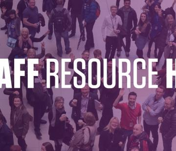 Staff Resource Hub