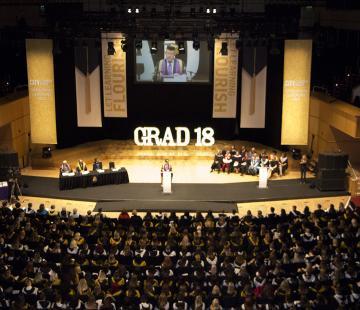 Winter Graduation 2018