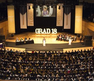 Graduation Day Schedules