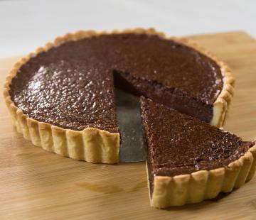 Gary Macleans Top Tips - Chocolate Tart