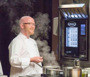 Saturday Cook School with Gary Maclean