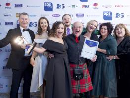 City of Glasgow College win GO Awards Scotland