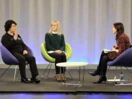 BBC 50:50 Expert Women Development Day at City of Glasgow College