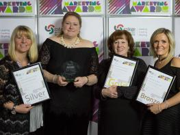 College Development Network Marketing Awards - City of Glasgow College