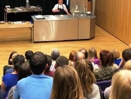 City of Glasgow College Summer Demo with Gary Maclean