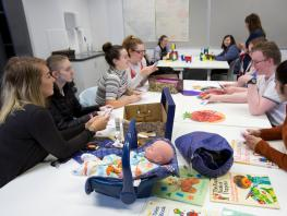 Super College enhances Early Years' Provision