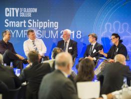 City of Glasgow College Smart Shipping Symposium