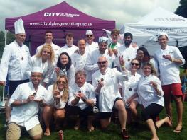 City MasterChefs make waves for charity