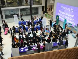 Glasgow Regional Colleges' Open Day