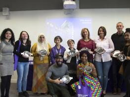 ESOL Awards Ceremony October 2017