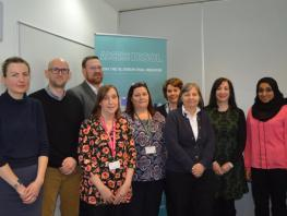 Launch of ESOL Access Project