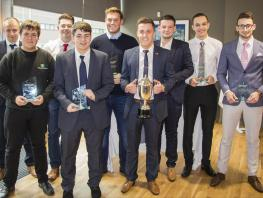 City of Glasgow College - Gas Apprentice Awards 2016