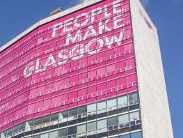 City of Glasgow College, former College of Building & Printing, North Hanover Street