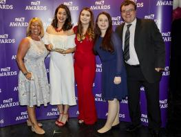 City of Glasgow College Students' Association (CitySA) at NUS Awards 2018