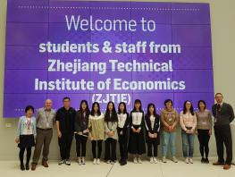 City of Glasgow College, Chinese ZJTIE Students at Summer Camp