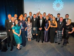 Winners of Scottish Financial Services Awards 2019