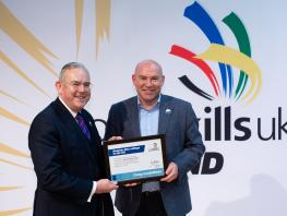 WorldSkills_City of Glasgow College Number One in the UK
