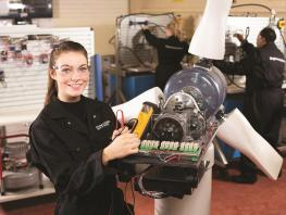 City of Glasgow College - Women in Engineering