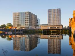 Photograph of City of Glasgow College Riverside Campus