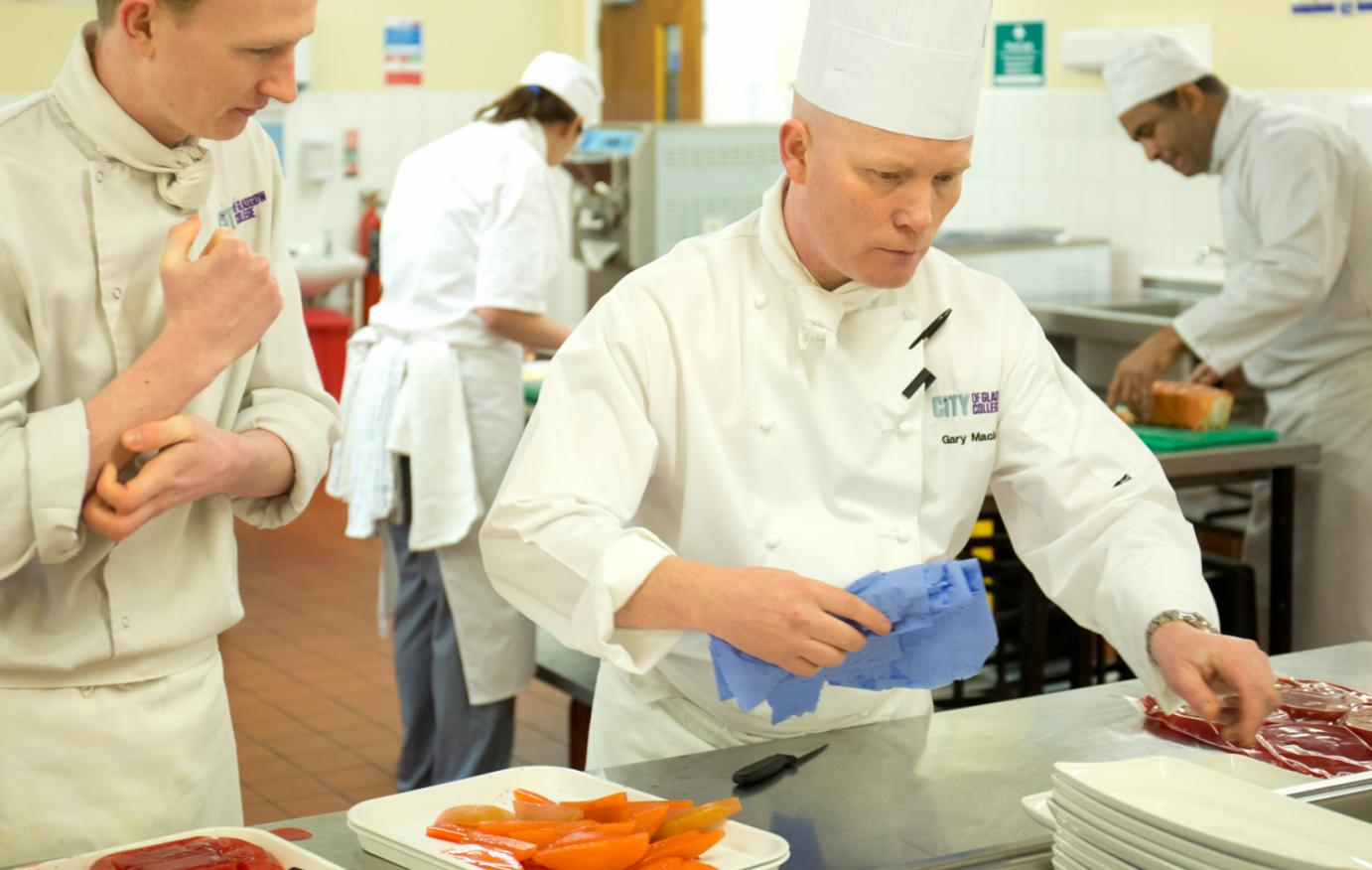 Cookery courses glasgow
