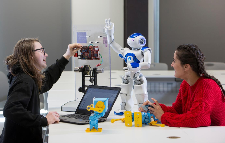 Hnc Electronics Hnc Robotics And Electronic Engineering Scqf Level