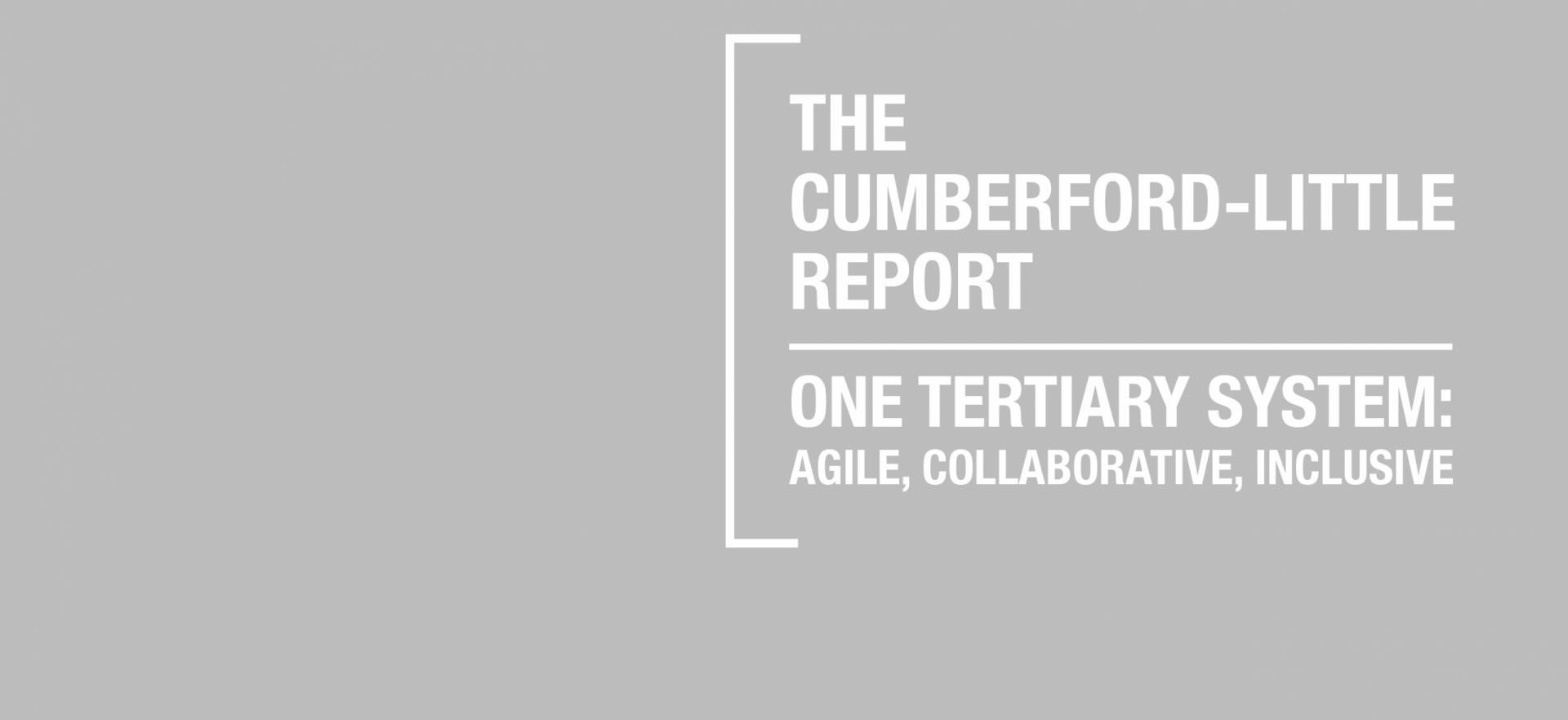 Cumberford-Little Report