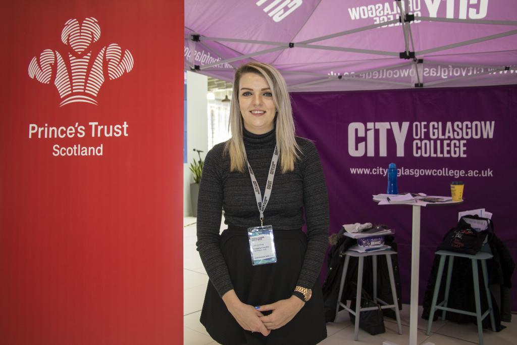 Jen Lindsay, Princes Trust Scotland, Entrepreneur Network at City