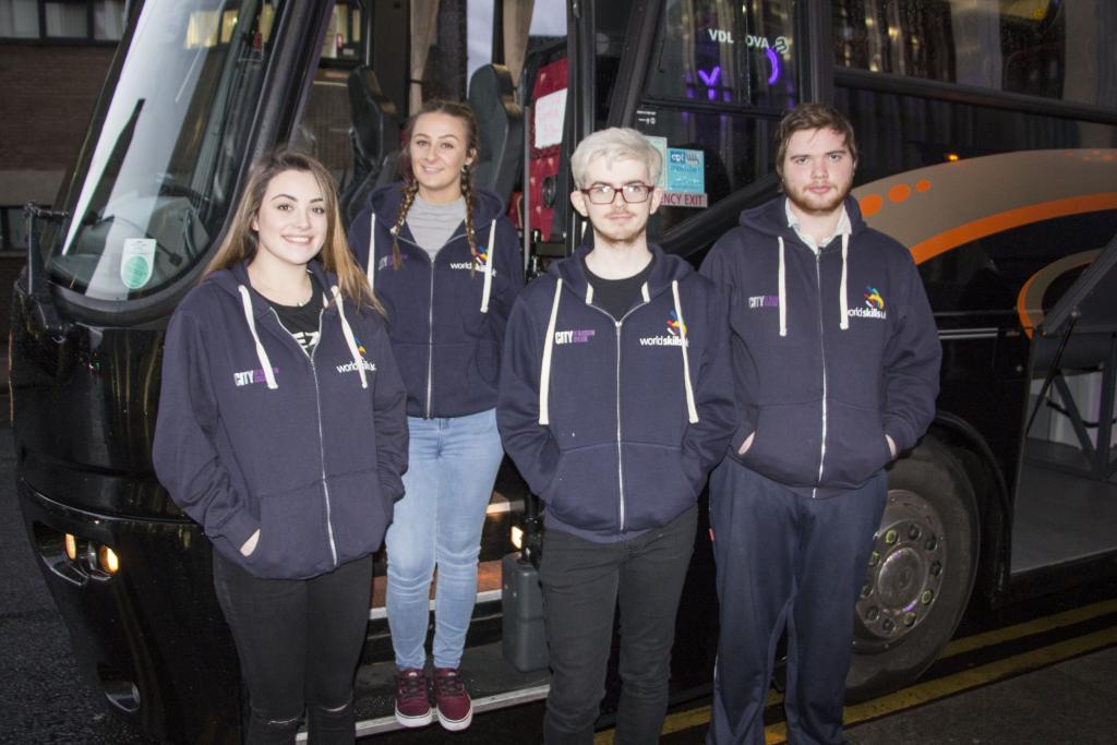 Team City - WorldSkills UK Skills Show 2016