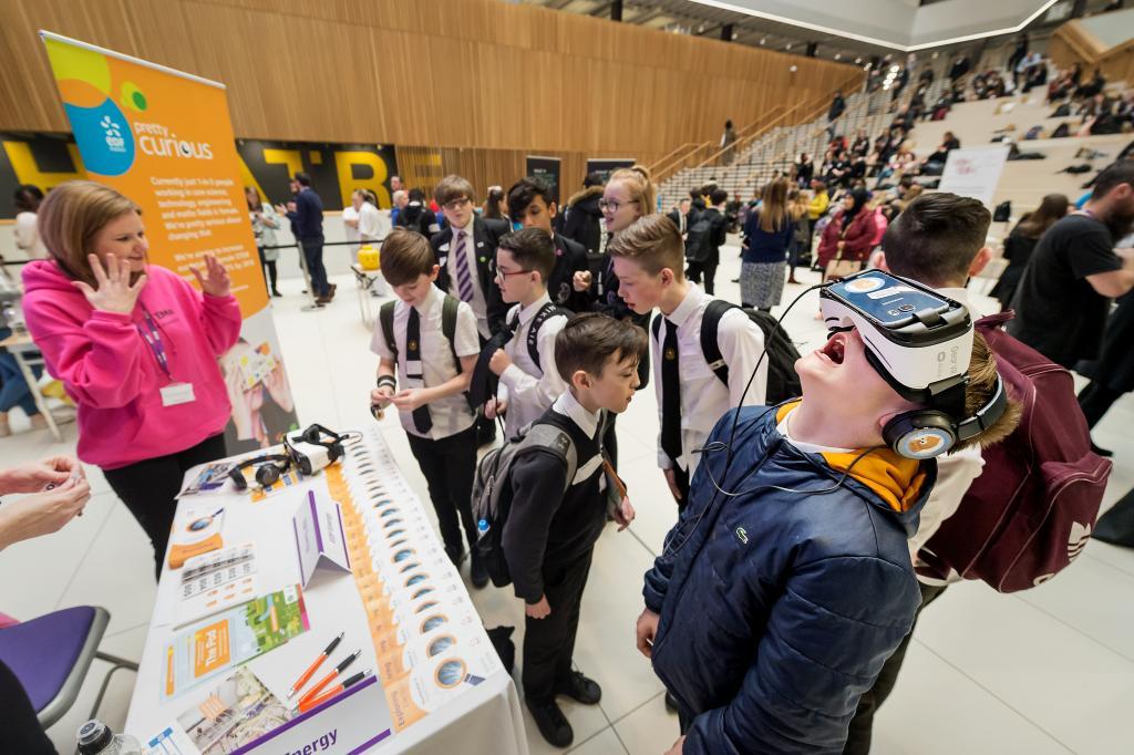 City of Glasgow College_SmartSTEMs Hub