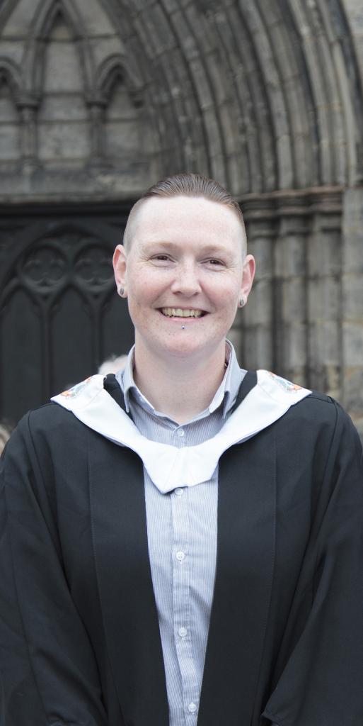 Amanda Mackie_CoGC Graduate_June 2019