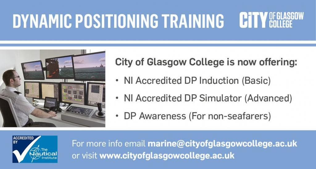 Dynamic Positioning Training