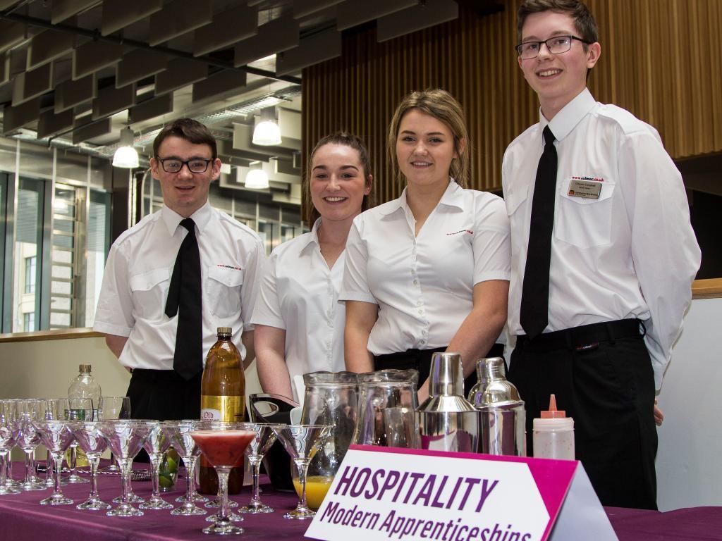 City of Glasgow College_CalMac Modern Apprentices