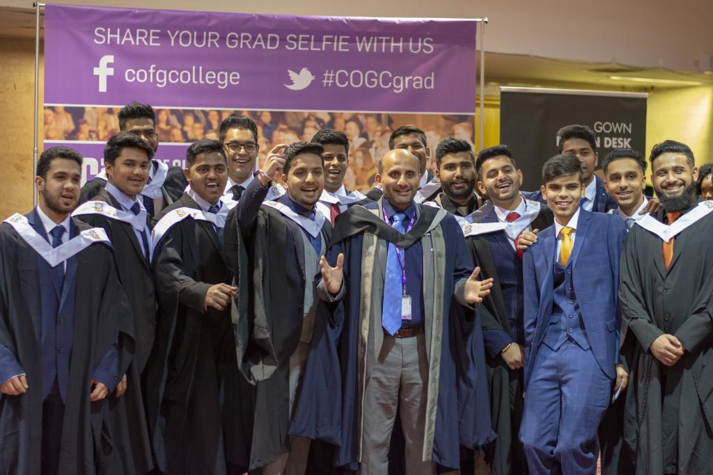 City of Glasgow College_Graduation 2018