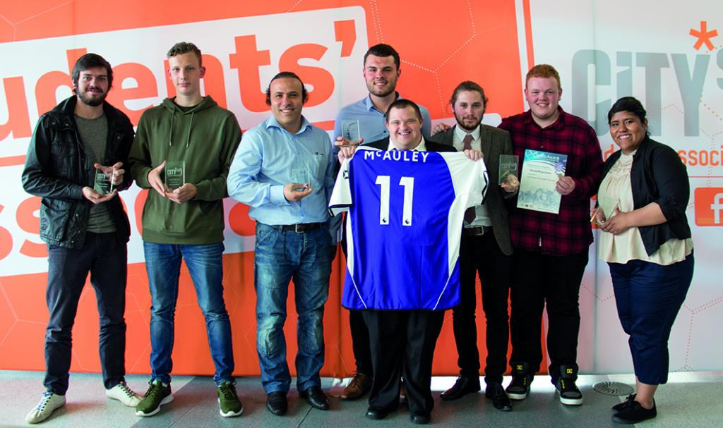 Students' Association Awards and Student President Team Handover