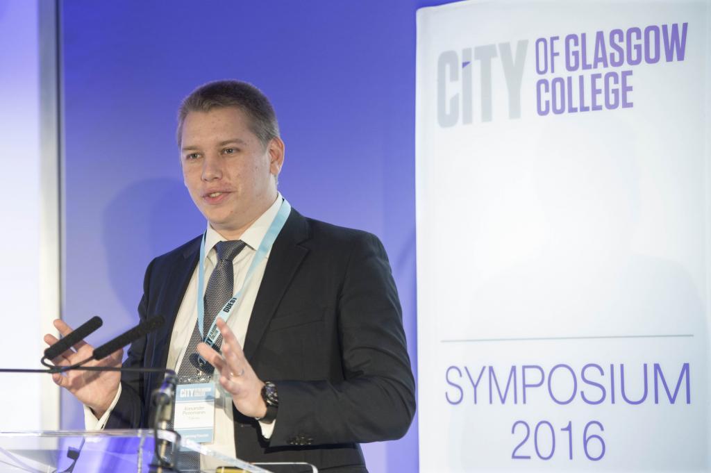 Maritime Symposium Speaker - Alexander Ponomarev