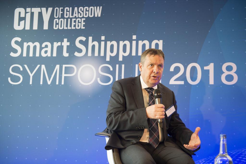 CoGC Smart Shipping Symposium_Guy Platten