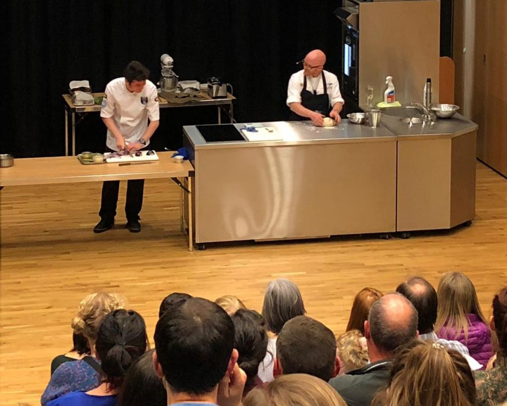 City of Glasgow College Summer Demo with Gary Maclean 5