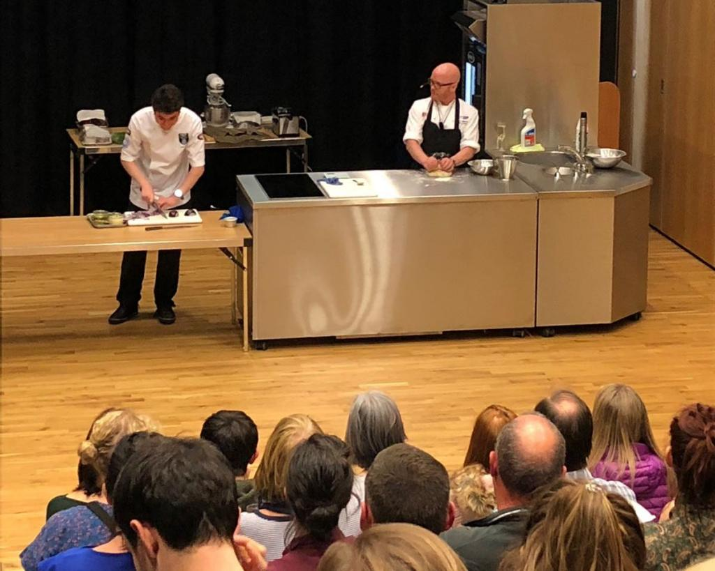 City of Glasgow College Summer Demo with Gary Maclean 2