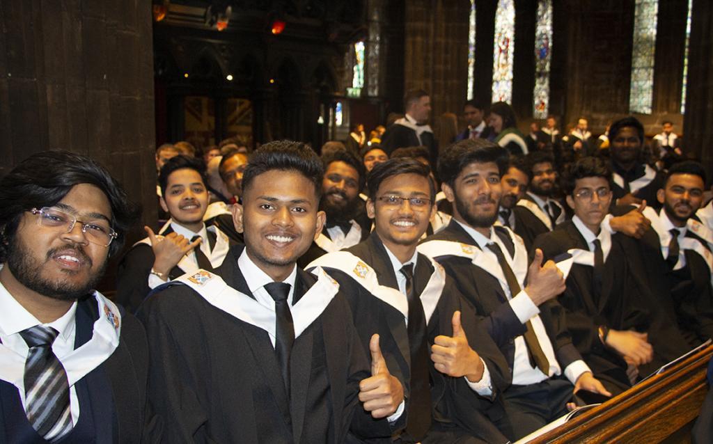 CoGC Summer Graduation_Glasgow Cathedral