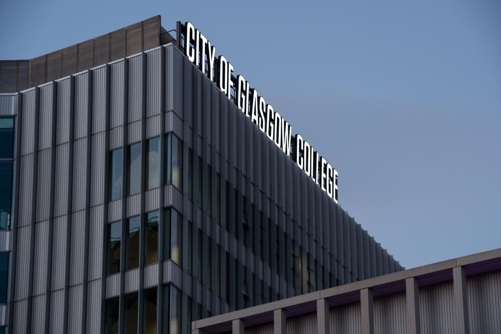 City of Glasgow College - City Campus