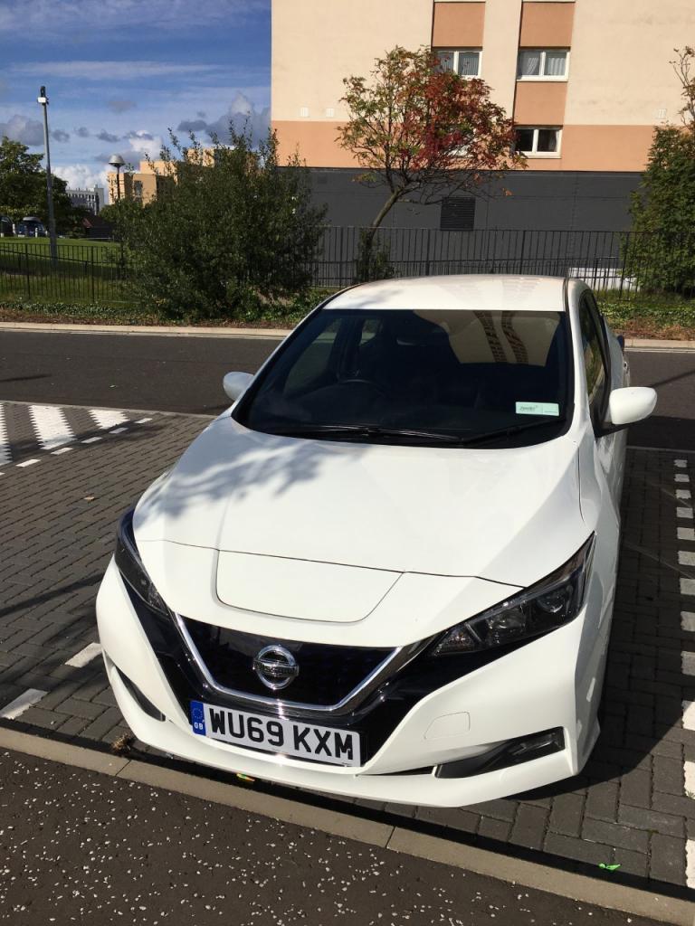 Electric Fleet - Nissan leaf