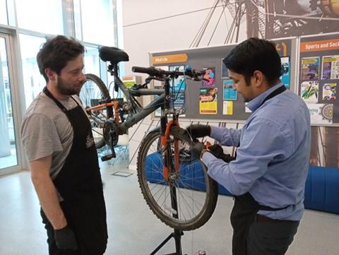 CoGC_Cycling Friendly Campus