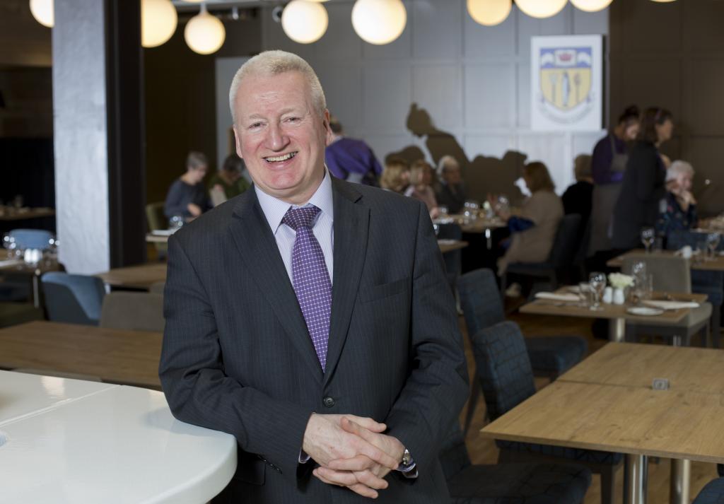 CoGC_Gordon McIntyre, Associate Dean Hospitality & Tourism